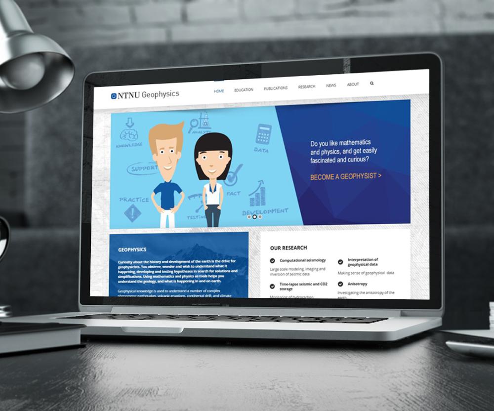 kurs webdesign ntnu